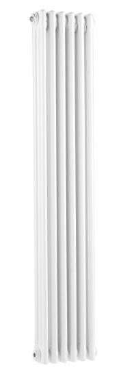1500X291 Colosseum Radiator – White