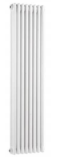 1500X381 Colosseum Radiator – White