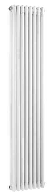 1800X360 Colosseum Radiator – White
