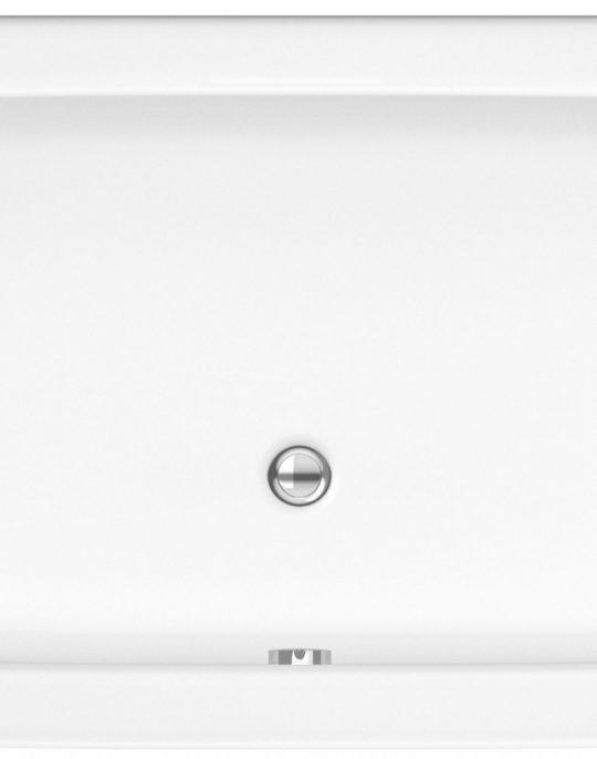 Shingle Back to Wall  Bath Panel Only