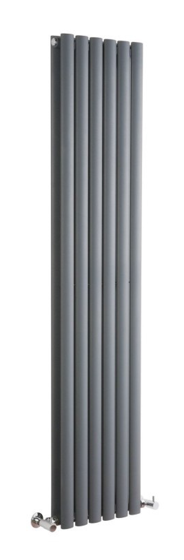 1800×360 Spoletto Double Panel – Black