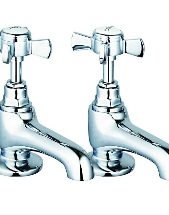 Time Traditional Basin Taps