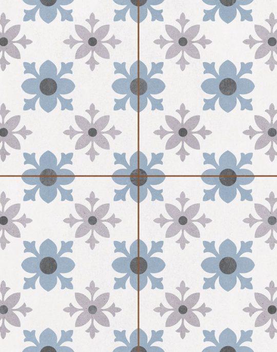 Hydraulic Pattern Tile Range