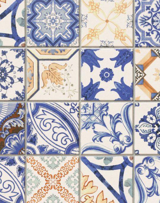 Medes Pattern Tile