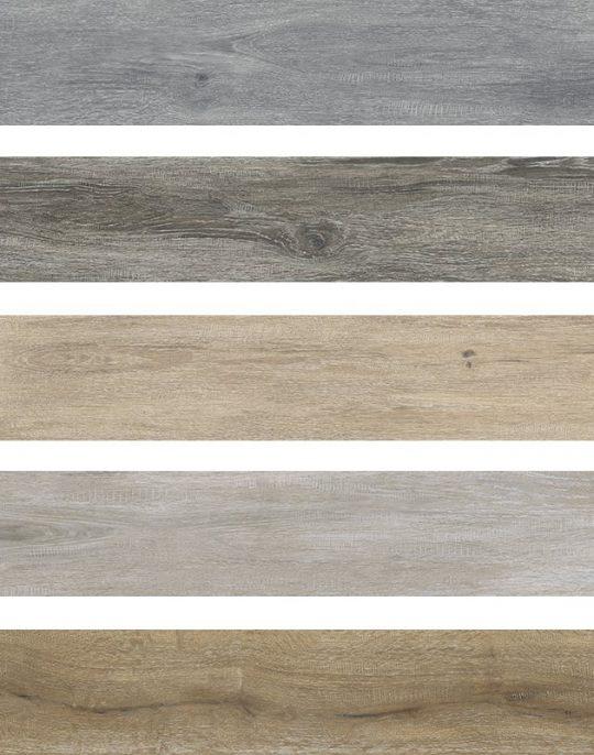Quintessence Wood Effect Tile Range